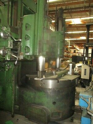Bullard 54 Vertical Turret Lathe With Dual Heads