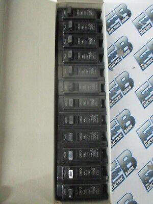 T B Tb120tb 1 Box Of 12 20 Amp 1 Pole 120 Volt Circuit Breaker- New