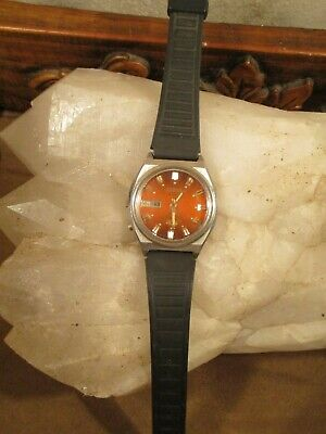Vintage Men's Orient 21 Jewel 3 Star Automatic Watch