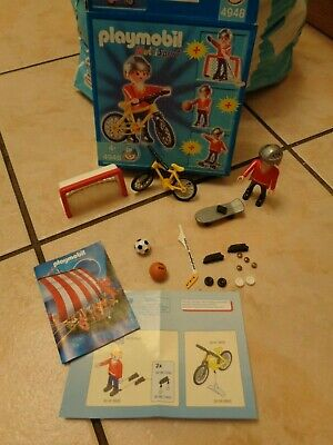 PLAYMOBIL MULTISPORT 4948 'MULTISPORT BOY' IN BOX  (COMPLETE) 4YEARS+