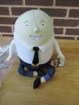"""Kohl's Cares """"Humpty Dumpty"""" Plush Stuffed 14"""" Tall Dan Santat Book Character"""