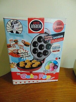 Cake Pop Maker by Good Old American Favorites