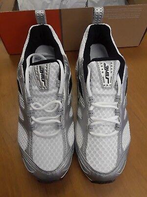 Nike Air Zoom Swift IV 4 Neutral WhiteGreenSilver 308896 041 Women's SZ 8