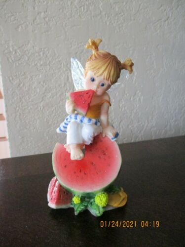 SLURPY WATERMELON MY LITTLE KITCHEN FAIRIE PREOWNED NO  BOX