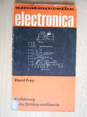 ELECTRONICA 123 FREY HORST EINF HRUNG IN DIE ORTSKURVENTHEORIE MIT BEILAGE DDR