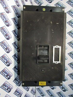 Square D Type Kl Frame 959300 300a 600v Circuit Breaker- Recon W Test Report