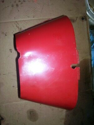 Vintage Minneapolis Moline Rtu Tractor -pto Shield -1941