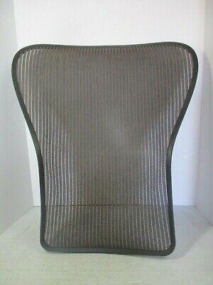 Herman Miller Aeron Chair Size C Large Blackbrown Part - Back Mesh Only