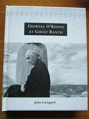 Georgia O'Keefe at Ghost Ranch, by John Loengard. 1998 in