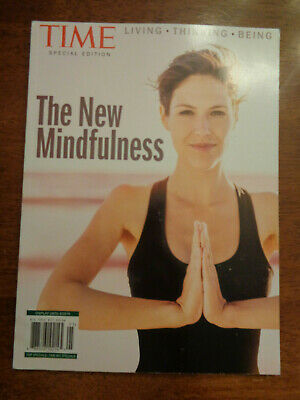 TIME SPECIAL EDITION THE NEW MINDFULNESS 2019  MAGAZINE  NEW  (Time Magazine Special Edition)