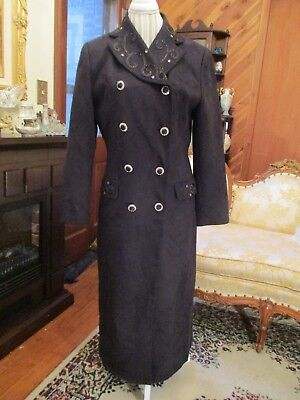 A Steampunk Babes Must Have! Full Length Victorian Coat Stella Louis for KB S.10](Steampunk Babes)