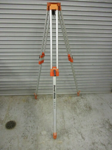 DAVID WHITE MODEL 9045 TRIPOD FOR AUTOMATIC LEVEL TRANSIT VERY GOOD CONDITION!