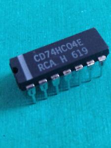 CD74HC04E DIP RCA NOS - Ozarów Mazowiecki, Polska - CD74HC04E DIP RCA NOS - Ozarów Mazowiecki, Polska
