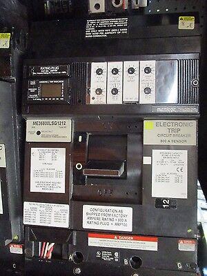 Square D Me36800lsg1212 800 Amp 600v Circuit Breaker-reconditionedtest Report