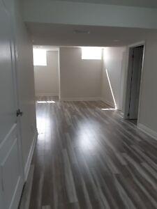 Brand New 2 Bedroom Basement for Rent in Brampton