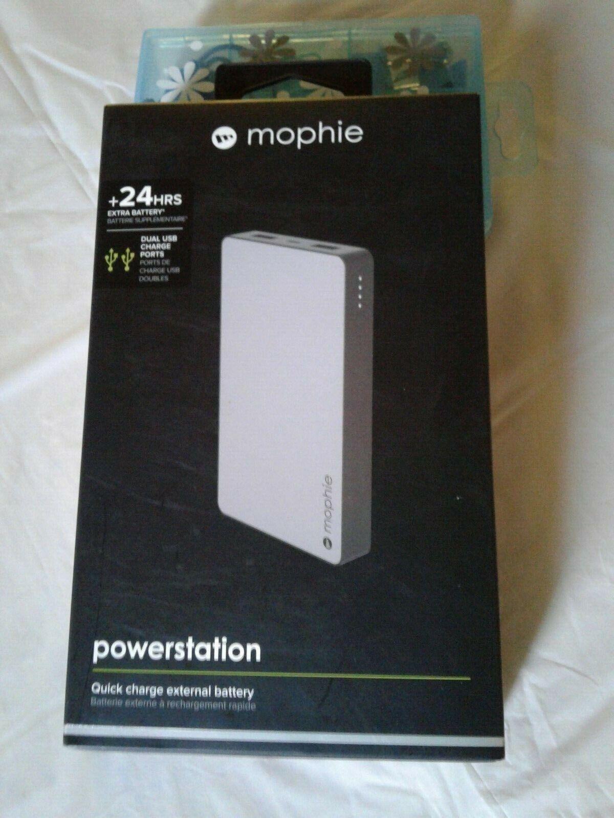 Mophie 6000 Mah external battery powerbank