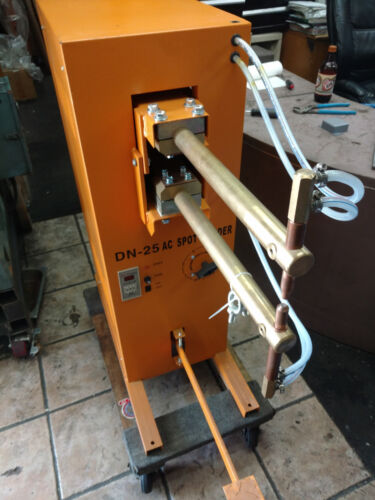 "New 25KVA Spot Welder 16"" Tongs"