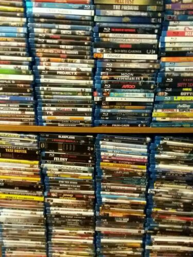 Huge Selection of Blu-Ray New Used Movies TV Series >> YOU PICK / CHOOSE << #2