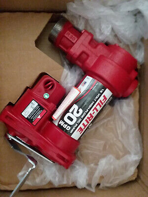 Fill-rite Fr4204h Fuel Transfer Pump 12vdc 20 Gpm Cast Iron
