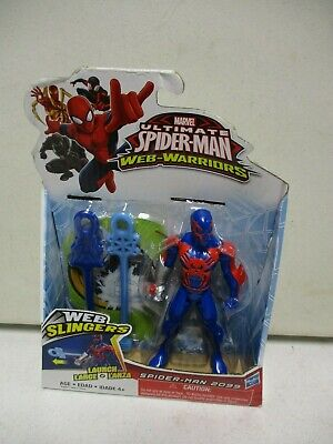 2014 Marvel Ultimate Spiderman Web Warriors Spiderman 2099