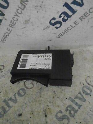 RENAULT LAGUNA 2005 IGNITION KEY CARD READER 8200293678