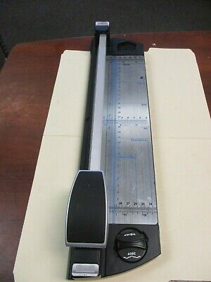Used Paper Cutter Photo Cut Trimmer Steel