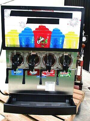 Slush Machine Slushie Taylor C 302-27 4 Product Slush Machine 3900 Nice