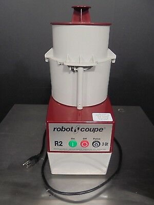 ROBOT COUPE   FOOD PROCESSOR R2C 565.00  >>>FREE SHIPPING
