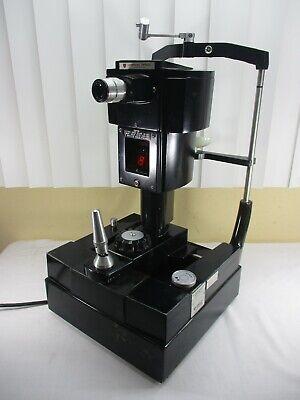 Bausch Lomb Manual Keratometer Opthalmometer Optometrist Microscope Tool  B