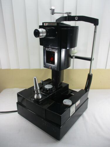 Bausch & Lomb Manual Keratometer Opthalmometer Optometrist Microscope Tool   (b)