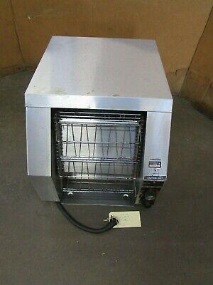 Hatco Trh-50 Toast-rite Conveyor Toaster 240v 1ph 8 Slices Min 480 Slices Hr