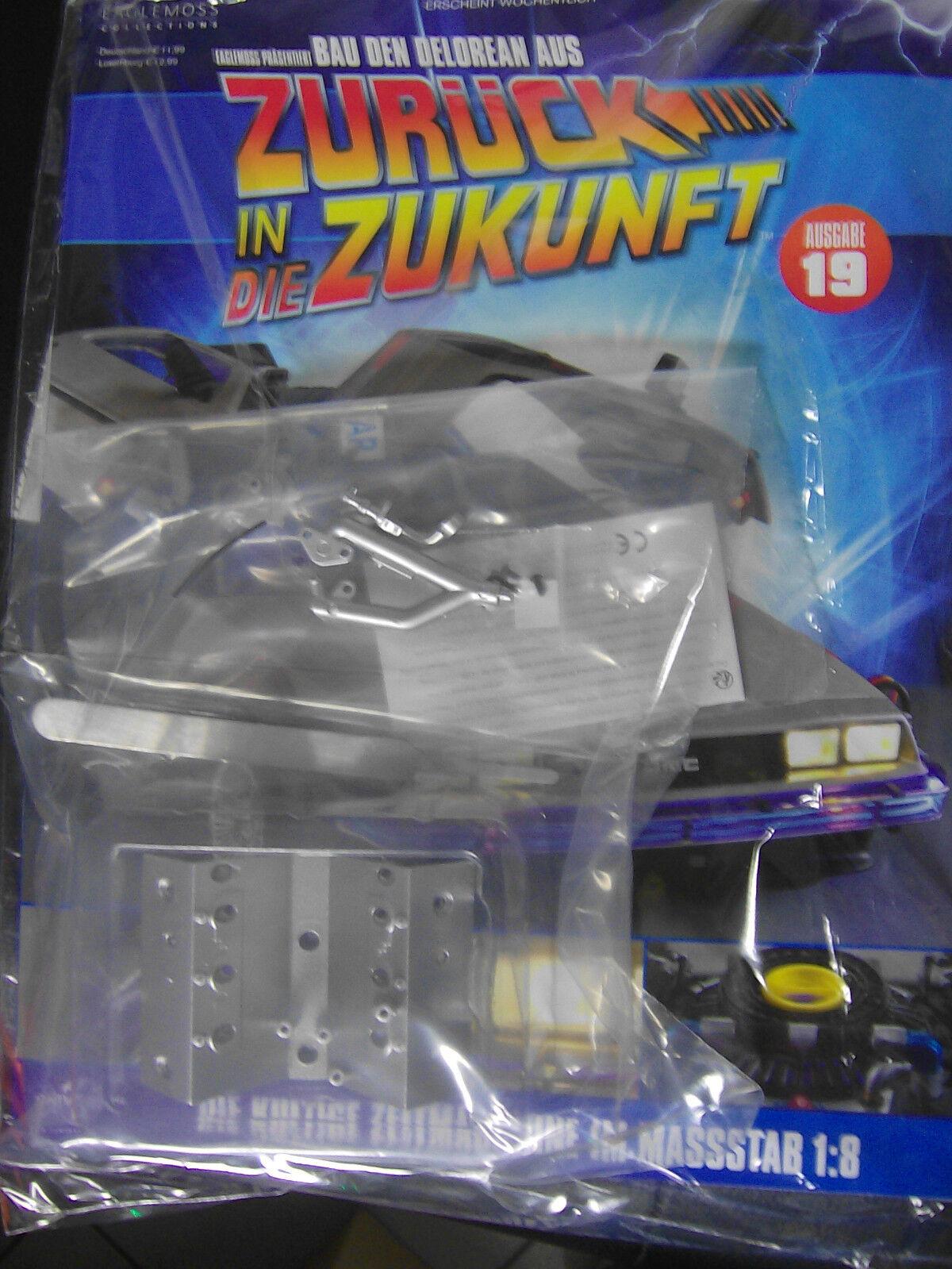 Bau den DeLorean *Nr. 19 *