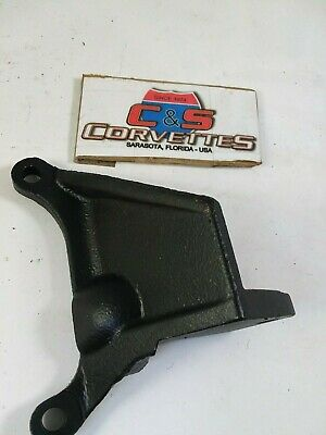 1966 - 1974 CORVETTE BIG BLOCK REAR COMPRESSOR BRACKET GM3894364