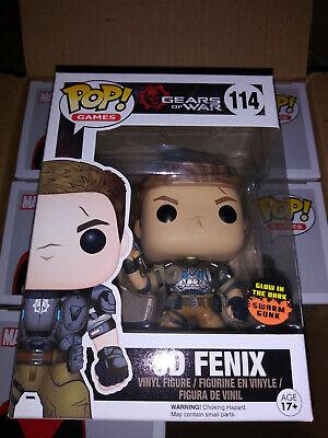 Funko POP! Gears of War JD Fenix (swarm gunk glow in the dark)](Glow In The Dark Gear)