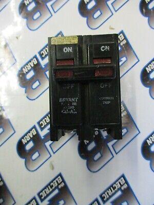 Bryant Br290 90 Amp 240 Volt 2 Pole Plug-in Circuit Breaker- Warranty