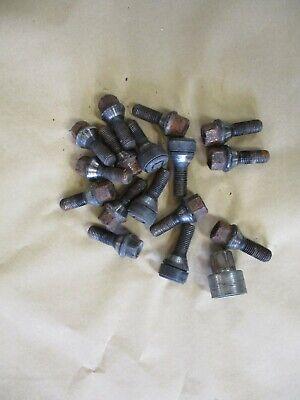 H0b 2001-05 ALLOY WHEEL LOCKING BOLTS FOR BMW MINI R50 R52 R53 SECURITY NUTS