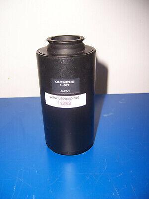 11293 Olympus U-spt Microscope Camera Photo Tube