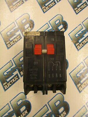 Bryant Brwh220 20 Amp 2 Pole 240 Volt Circuit Breaker- Warranty
