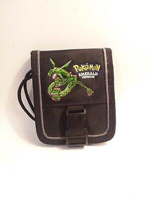 Pokemon Emerald Gameboy Sp Case *Vintage*