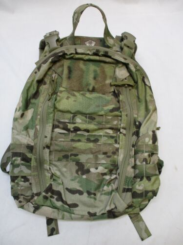 GREY GHOST GEAR TACTICAL SMALL ASSAULT PACK MULTICAM BAG LIGHTWEIGHT MOD 1