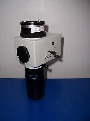 11286 Olympus Pm-pb20 Camera W Pm-da35dx Microscope