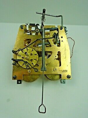 Regula Lyre Cuckoo Clock Movement (FOR RESTORATION or PARTS ONLY)