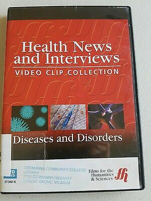 Health News And Interviews Diseases Disorders 37378 K Films Media Group Dvd