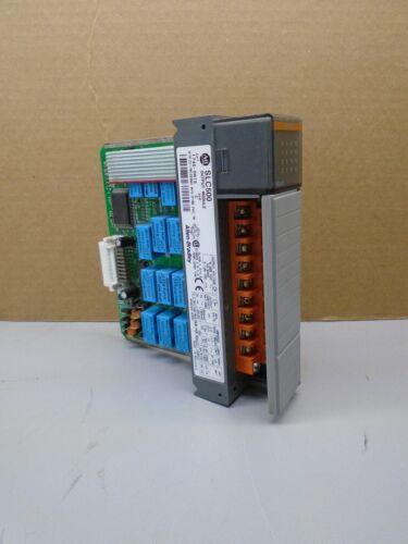 1746-OW16 /C Allen Bradley SLC 500 Relay Output Module 1746-0W16  1746OW16 W115