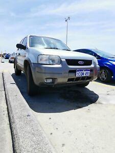 2006 Ford Escape Xlt auto 4x4