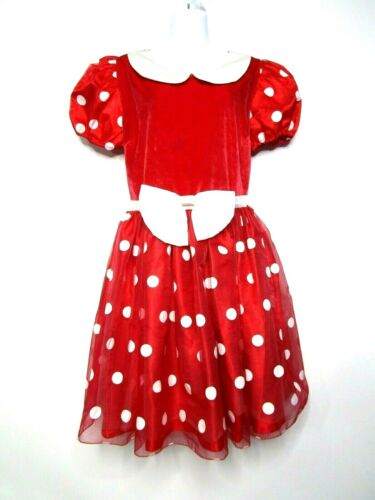 Disney Direct Minnie Mouse Dress/Costume Women