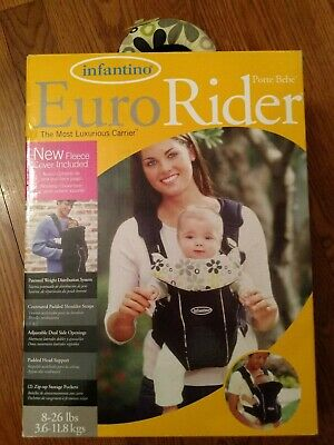 Infantino EuroRider baby carrier (8-26 lbs.)
