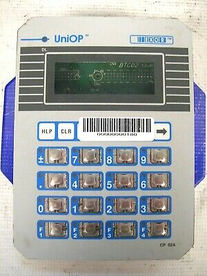 Uniop Exor Operator Interface Cp01r-04-0021 Cp01r04-0021 60 Day Warranty