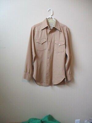 1970s Mens Shirt Styles – Vintage 70s Shirts for Guys VTG Pendleton 1970s Wool Western Shirt Pearl Buttons Men's Medium  $65.00 AT vintagedancer.com