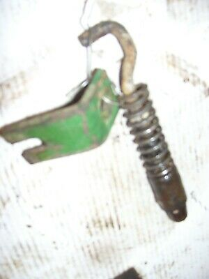 Vintage Oliver 1850 Gas Row Crop Tractor -steering Tilt Lock Pin -1969